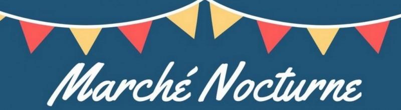 Marché nocturne à Lacroix-Barrez