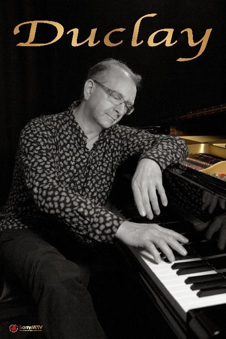 Concert avec Pierre Duclay, Pianiste et organiste