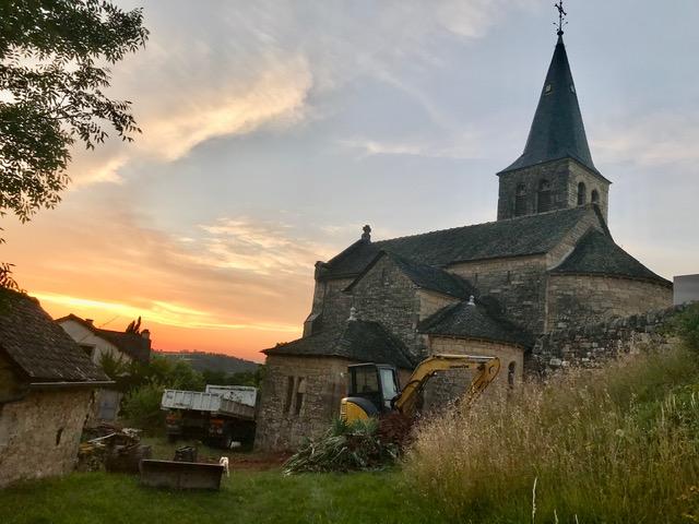Journées du Patrimoine - Eglise Saint Julien de Panat