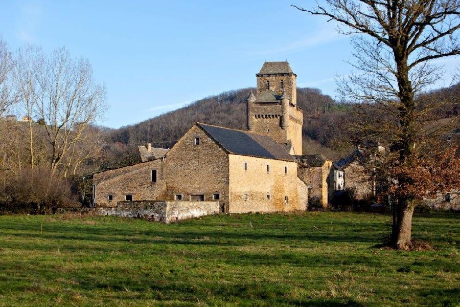 église fortifiée d'Inières