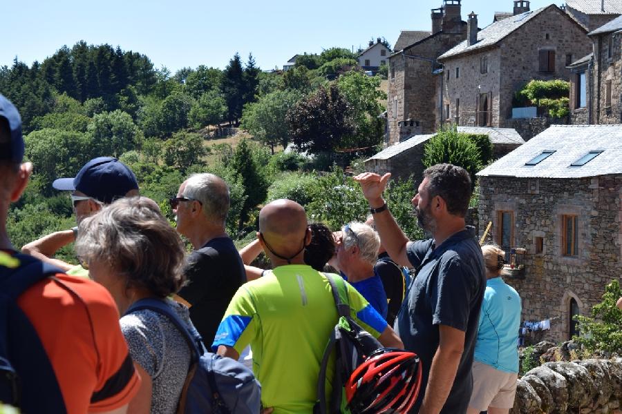Visite guidée du village et de ses monuments