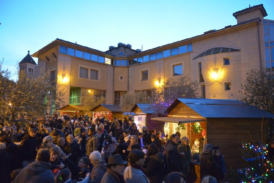 Festival Bonheurs d'Hiver - Marché de Noël