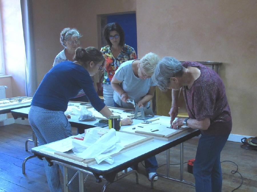 Journées du patrimoine : initiation à l'art du vitrail