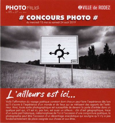 EXPOSITION CONCOURS PHOTOfolies 2019