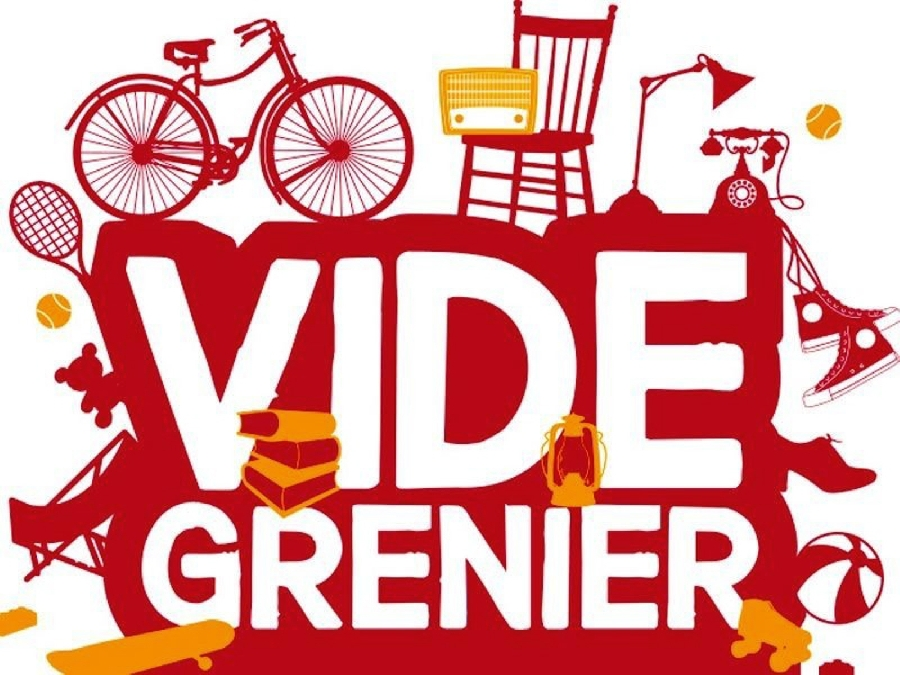 Vide Grenier : Les Virades de l'Espoir