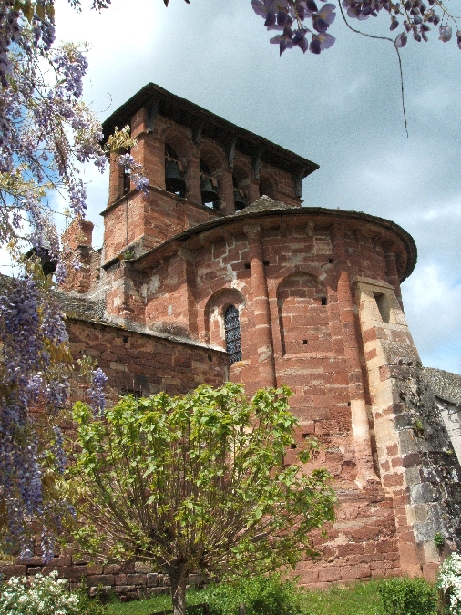 Journées du patrimoine - Visite libre de l'Eglise de Sébrazac