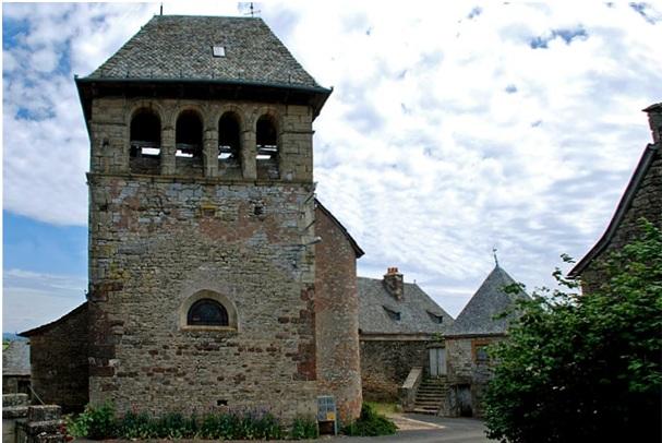 Journées du patrimoine - Visite libre de l'Eglise de Saint Geniez des Ers