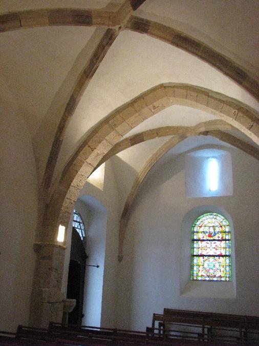 Journées du patrimoine - Visite libre de l'Eglise de Trédou
