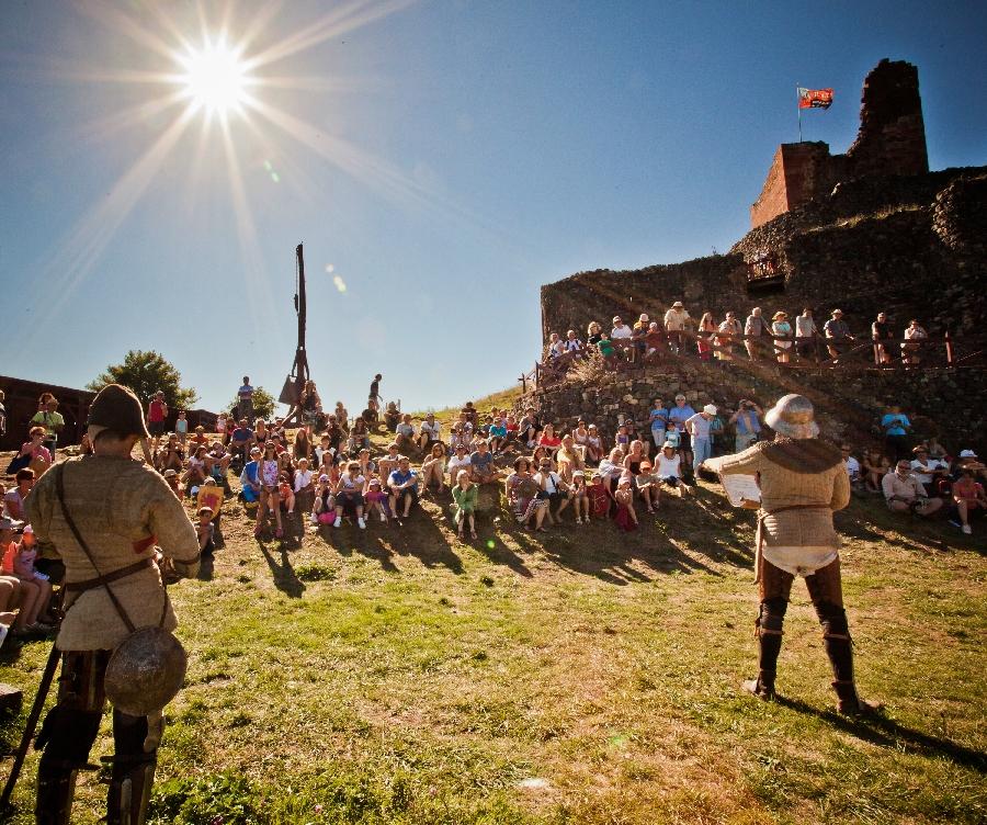 Journées du patrimoine - Le château de Calmont d'Olt