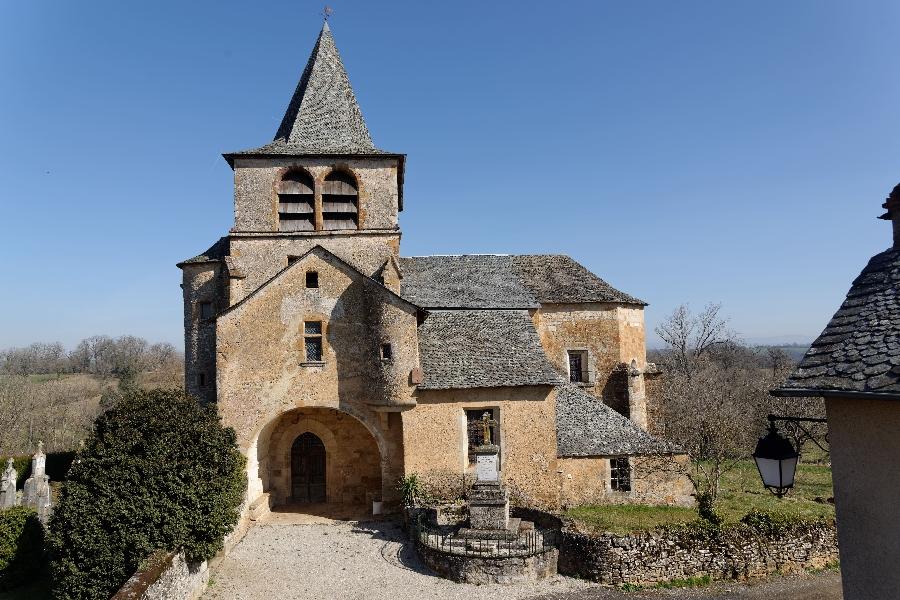 Journées Européennes du Patrimoine - Eglise de Lagnac