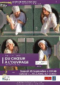 Théâtre : du Choeur à l'ouvrage