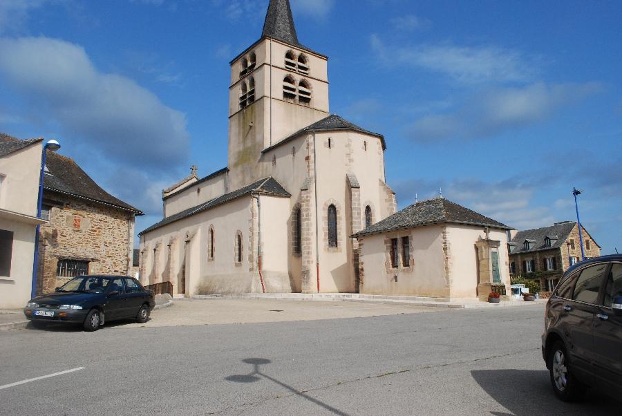 Eglise Saint-Maurice de Luc
