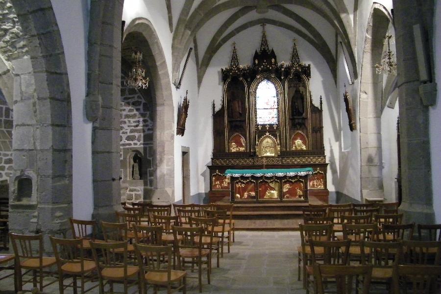 Eglise de Vines