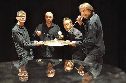 Concert : Le Puls'Tom Quartet
