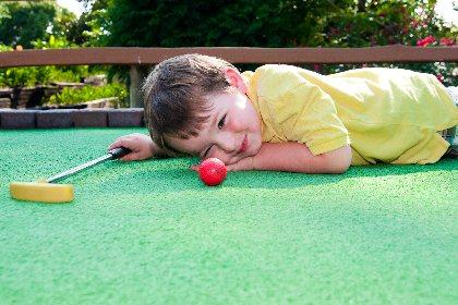 Grimpe et Cimes - Mini-golf, Grimpe et cimes