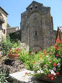 Eglise de St Grégoire à Sévérac d'Aveyron