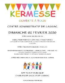 Kermesse de l'école Charles de Gaulle
