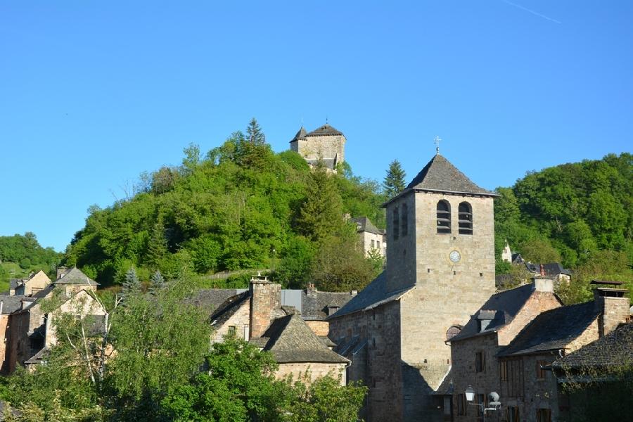 Village de Muret-le-Château