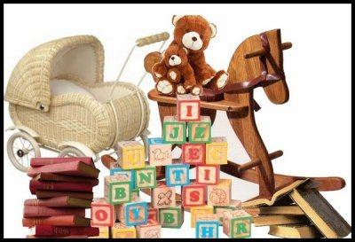 Bourse aux jouets et vide-grenier