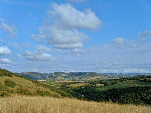 Itinérance au Pays du Roquefort