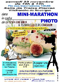 Mini-Marathon Photo