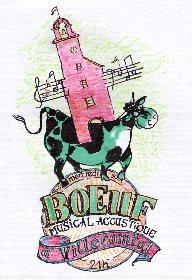 Boeuf musical à Villecomtal
