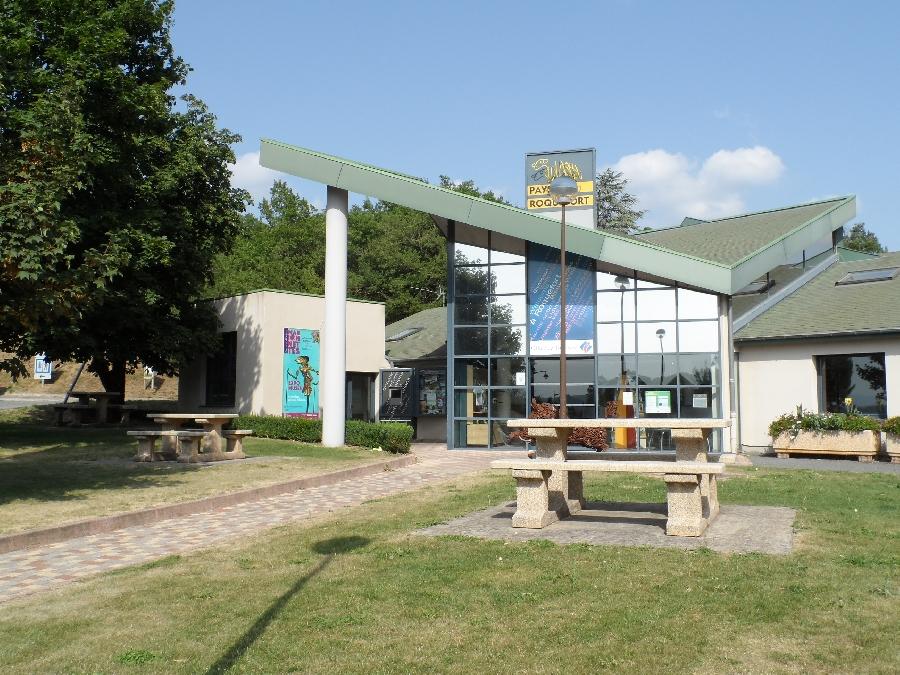 Aire de pique-nique Office de Tourisme