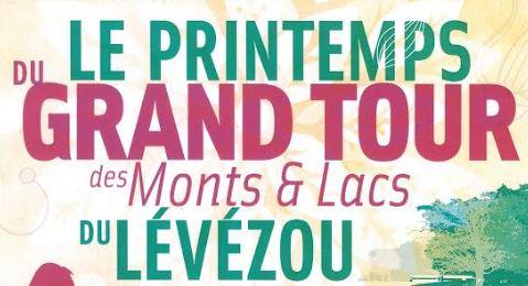 « Le Printemps du Grand Tour des Monts et Lacs du Lévézou » / A chaque dimanche sa rando