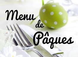 Pâques au restaurant le St Martin - Chez Rose