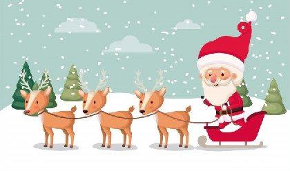 Animations de Noël à Naucelle