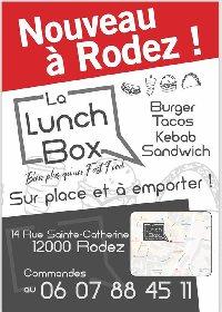 La Lunch Box, OFFICE DE TOURISME DU GRAND RODEZ