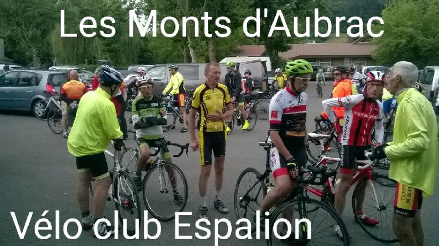 Rando Cyclo : Les Monts d'Aubrac