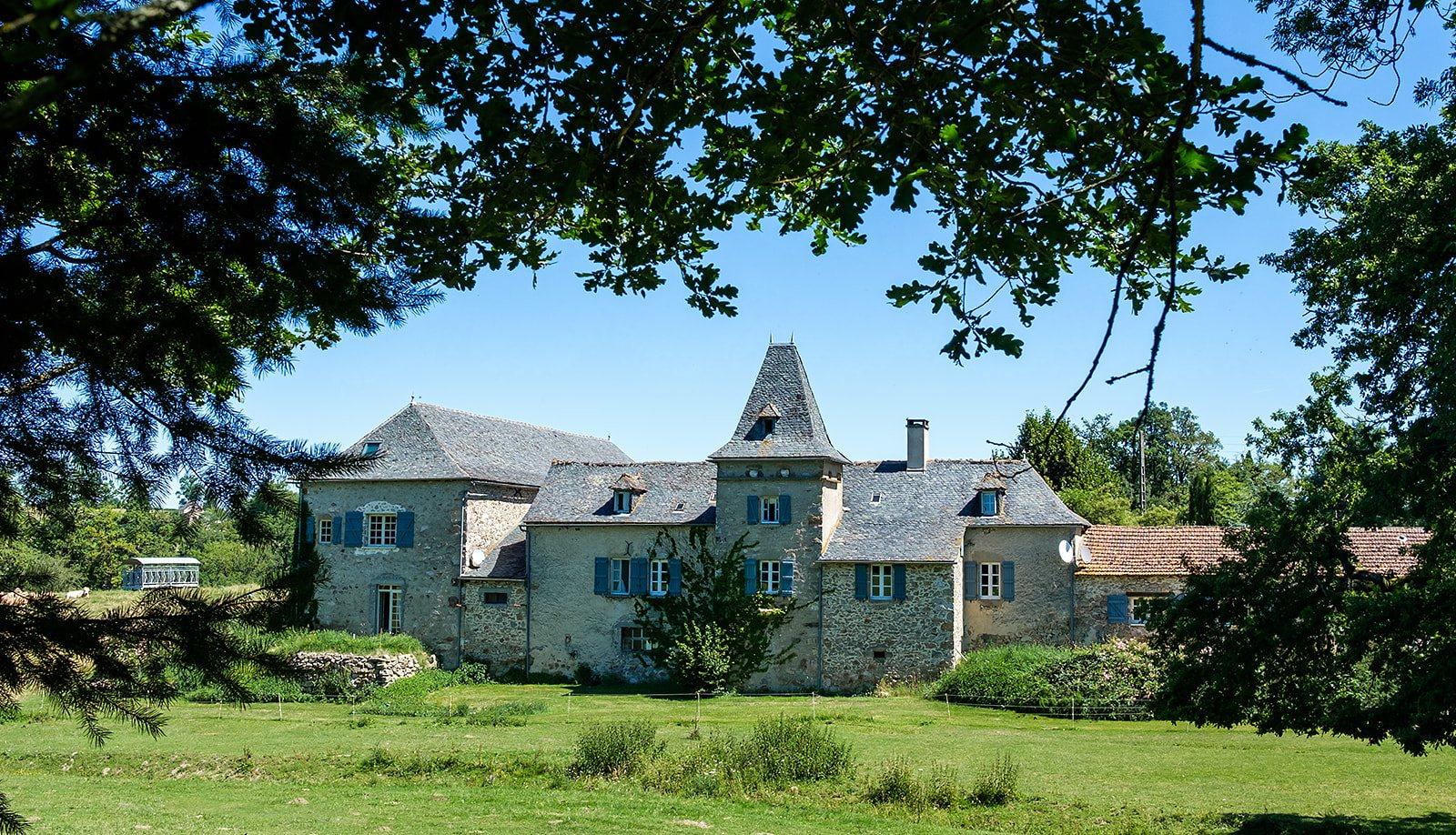 La Maison De Famille Du Muret Le Bas Segala Gite Tourisme Aveyron
