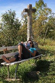 Aire de pique-nique du site du Calvaire, OT Villefranche-Najac