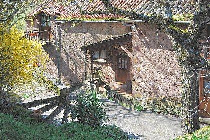 La maison au potager, Office de Tourisme Rougier d'Aveyron Sud