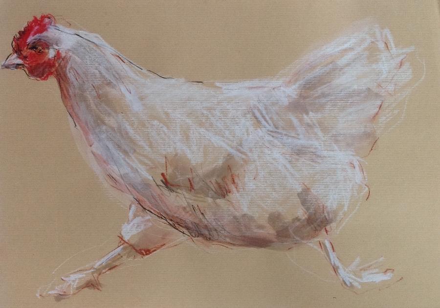 Exposition peintures Irène Fau