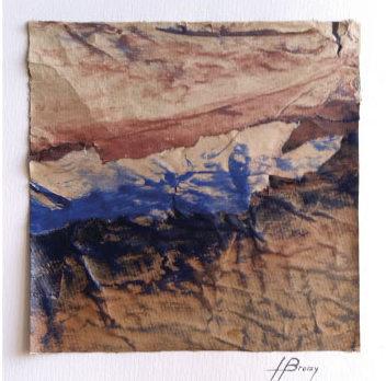 Exposition des oeuvres d'Hélène Brossy