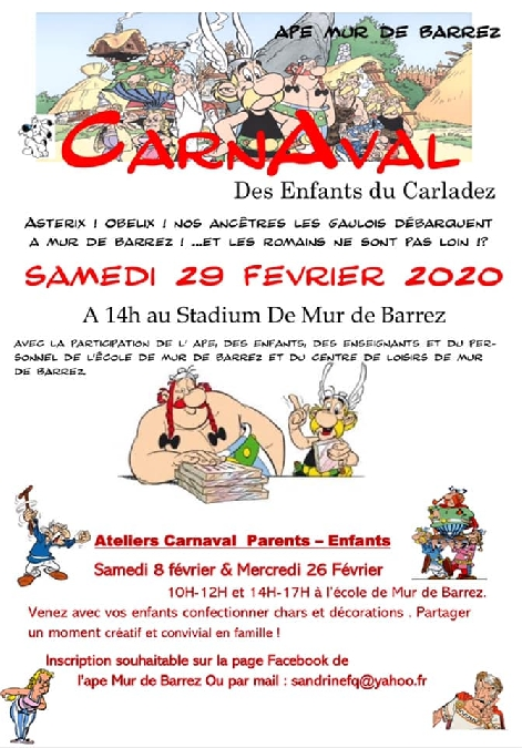 Carnaval des enfants du Carladez (copie)