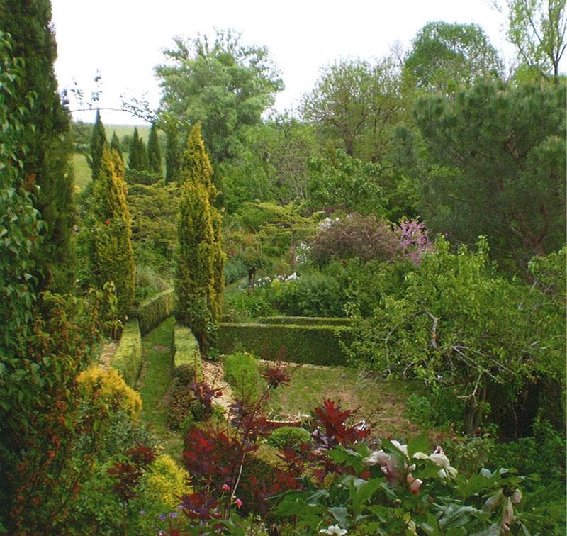 Jardin de la Colombie