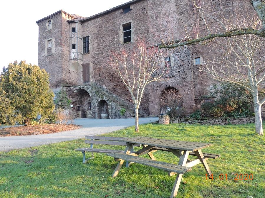 Aire de pique-nique du château
