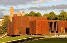 Le musée Soulages - fermé