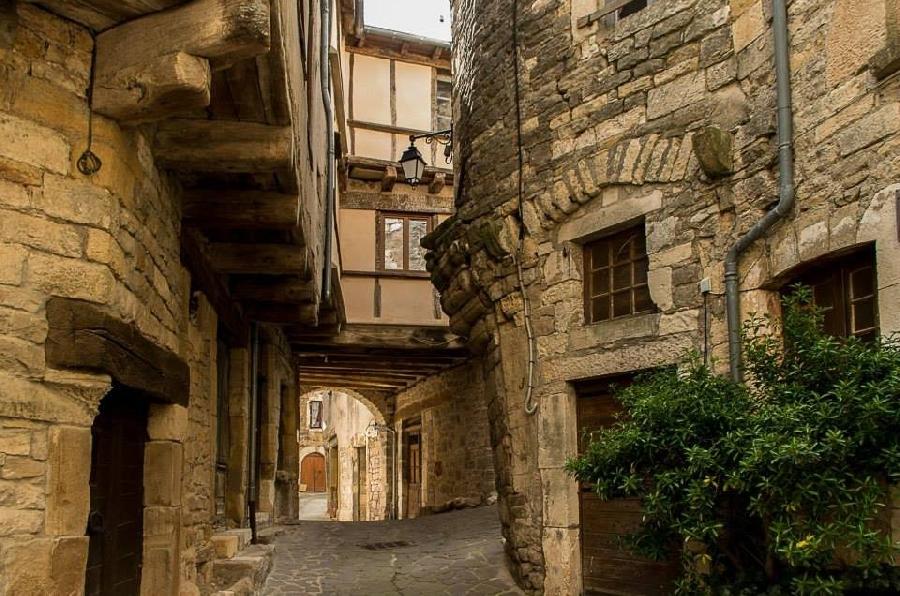 Visite guidée de la Cité médiévale de Sévérac-le-Château