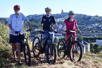 AVEYRON A VELO - SORTIE ENCADREE, Aveyron à Vélo