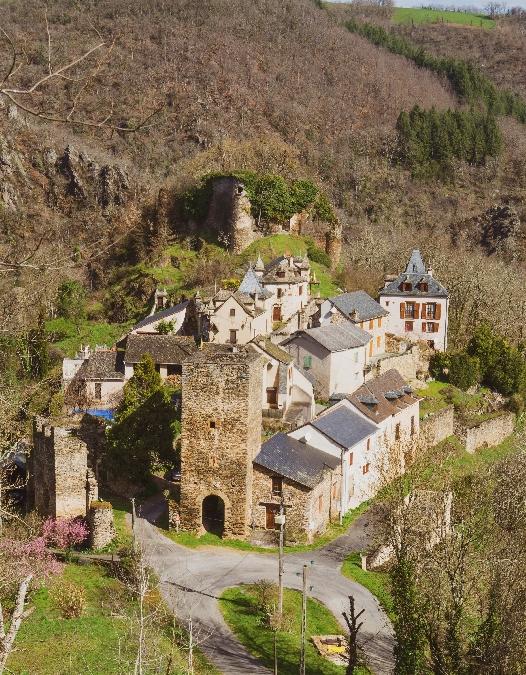 Visitez Castelmary - site fortifié