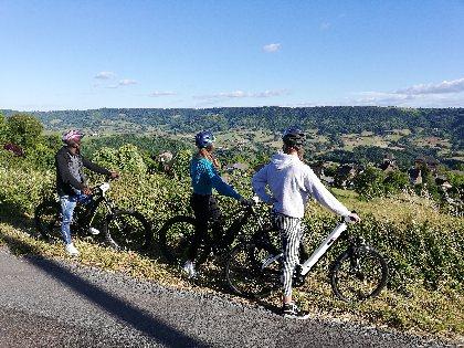 Stations Bee's - Randonnées Vélos électriques  accompagnée, OFFICE DE TOURISME de CONQUES-MARCILLAC