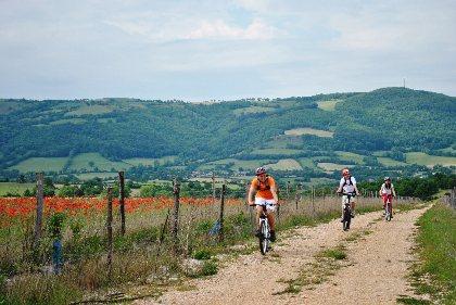 Espace VTT-FFC Sport Nature du Laissagais, Office de Tourisme des Causses à l'Aubrac