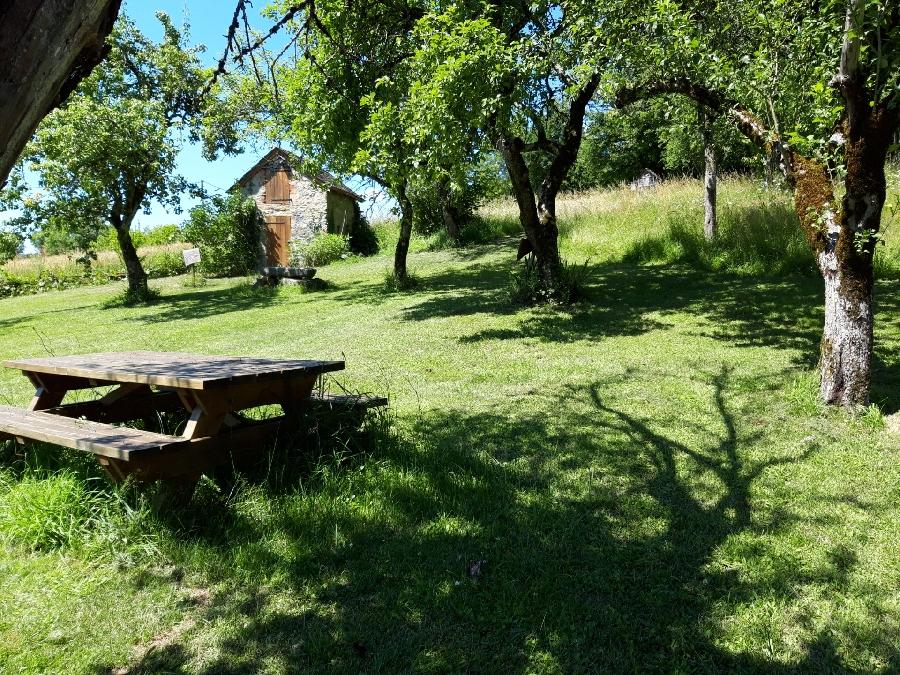 Aire de pique-nique de Saint-Salvadou