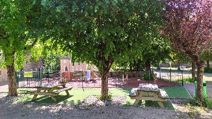 Aire de pique-nique du Pourtalou, OFFICE DE TOURISME LARZAC VALLEES