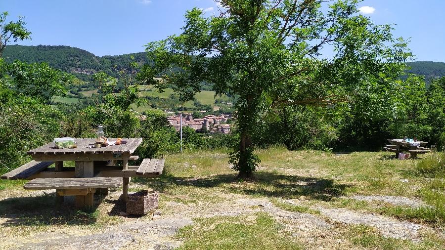 Aire de pique-nique du Puech Aubert