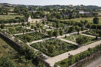 Visite guidée du jardin de Bournazel